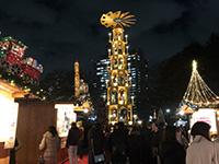 クリスマスマーケットin日比谷公園