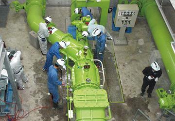 環境設備事業部