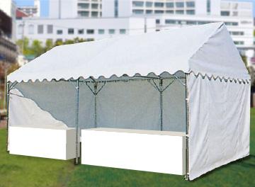 緊急仮設テント